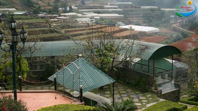 Khu Biệt Thư Hồ Bảo Đại Đà Lạt