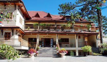 Khách Sạn Hoàng Anh Đất Xanh Đà Lạt