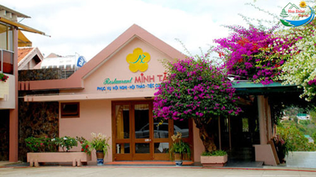 Khách Sạn Minh Tâm Đà Lạt