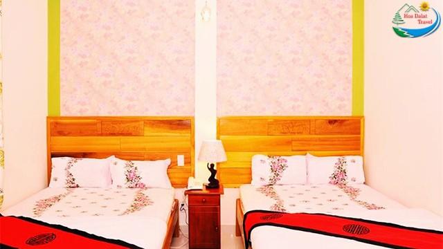 Khách Sạn Đà Lạt Hoa