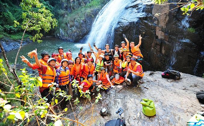 Teambuilding Đà Lạt