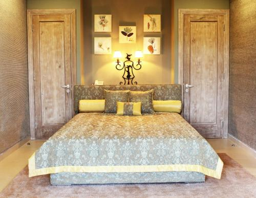 Deluxe Suite binh an villa