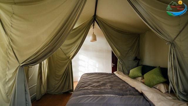 Khách sạn Yolo Camping House