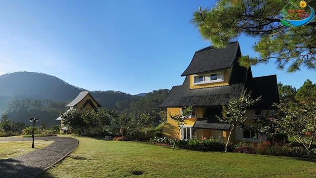Khách sạn Bình An Village