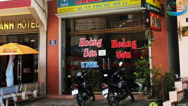 Khách Sạn Hoàng Sơn Đà Lạt