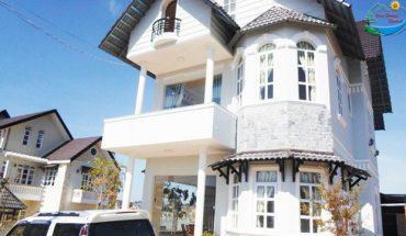 Khách Sạn Lys Villa Đà Lạt