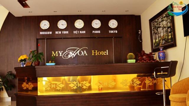 Khách sạn Mỹ Hoa Đà Lạt