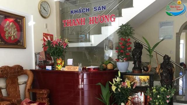 Khách sạn Thanh Hương Đà Lạt