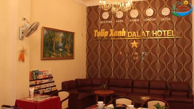 Khách Sạn Tulip Xanh Đà Lạt