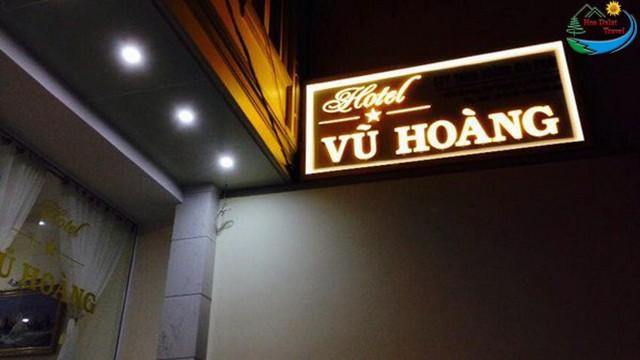 Khách Sạn Vũ Hoàng Đà Lạt
