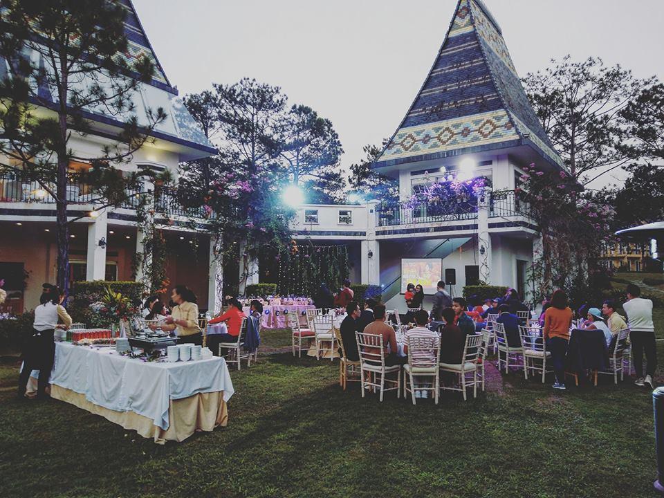 Bình an Resort Đà Lạt
