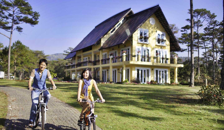Bình an villa đà lạt resort