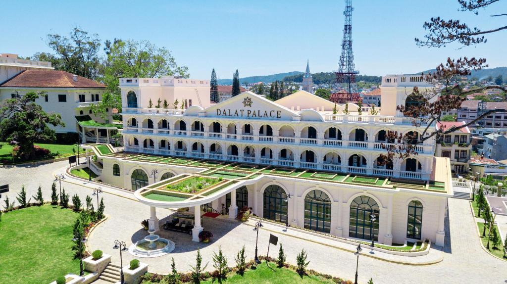 dalat palace convention