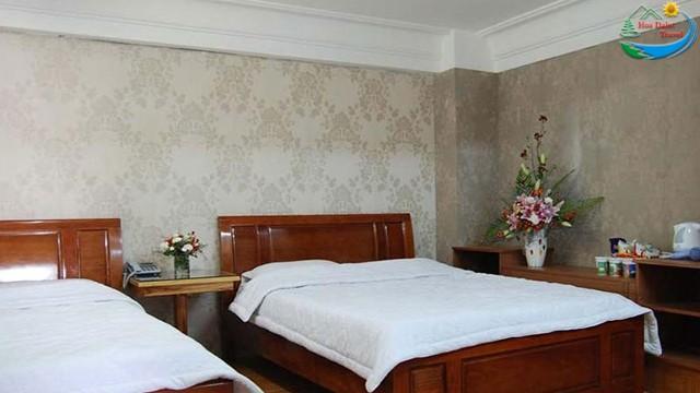 Khách sạn Linh Cát Đà Lạt