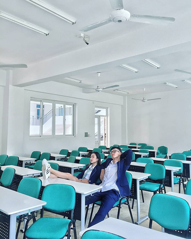 Những Hình Ảnh Đẹp Tại Trường Đại Học Đà Lạt