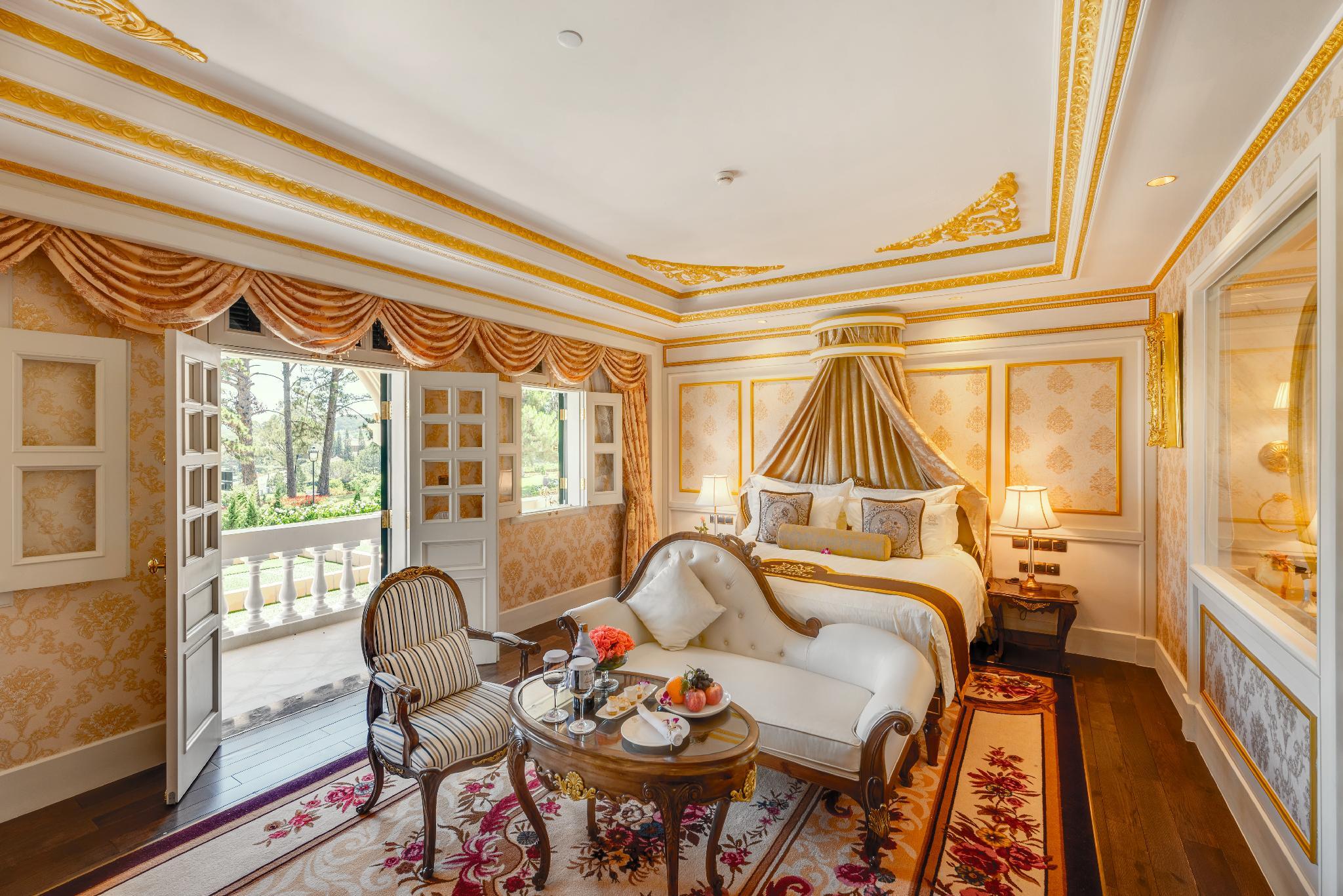 phòng hoàng gia 1 giường lớn