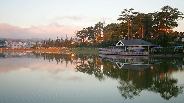 Hồ Đẹp Đà Lạt