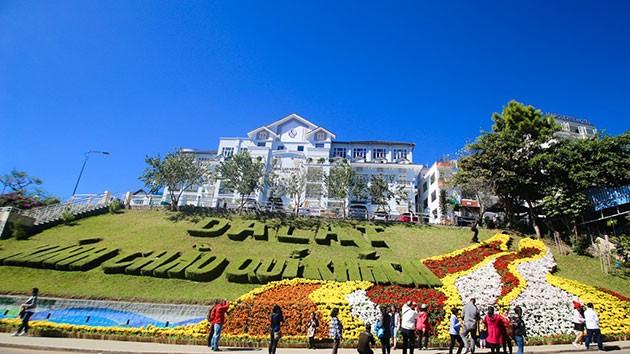 Khai mạc Hội hoa xuân Đà Lạt - Lễ hội đầu xuân