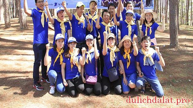 Team Building Đà Lạt