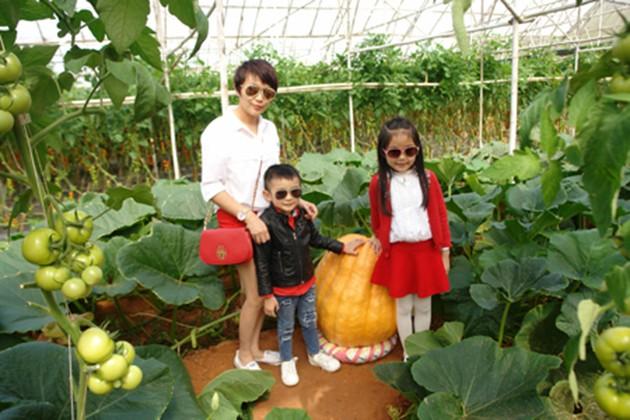Tour Nhà Vườn Đà Lạt