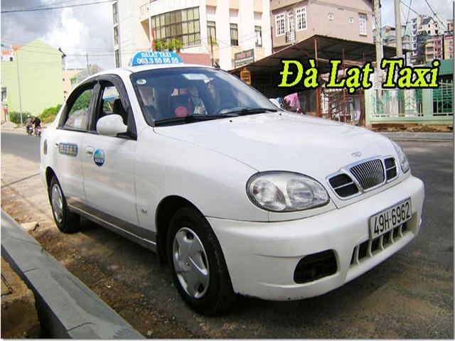 dalat taxi