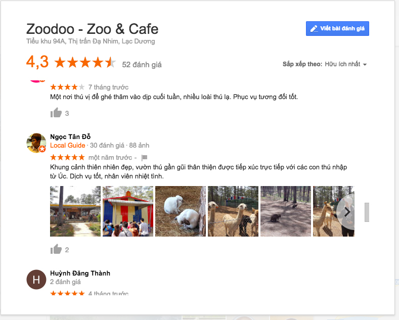 zoodoo da lat review