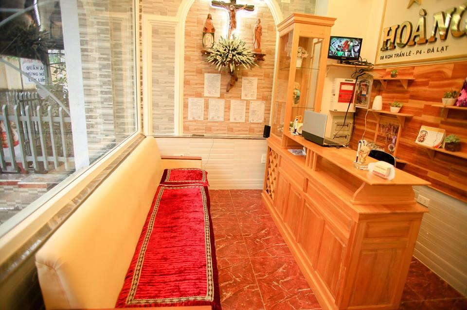 Giá phòng khách sạn Hoàng Phong Đà Lạt
