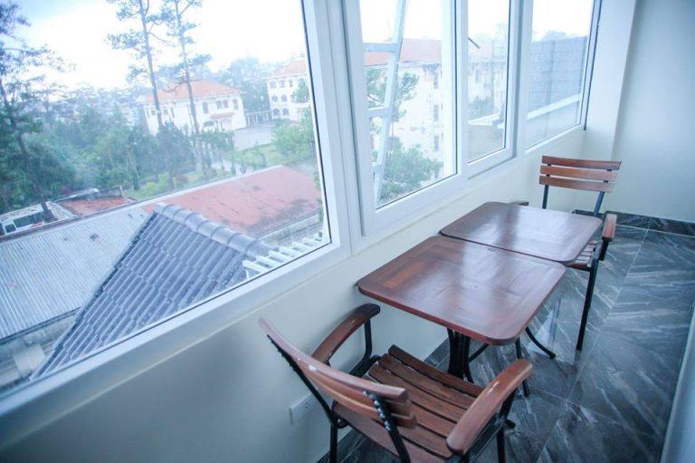 Phòng bác tài khách sạn Hoàng Phong Đà Lạt