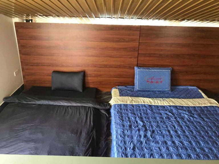 Phòng dành cho bác tài khách sạn Hoàng Phong
