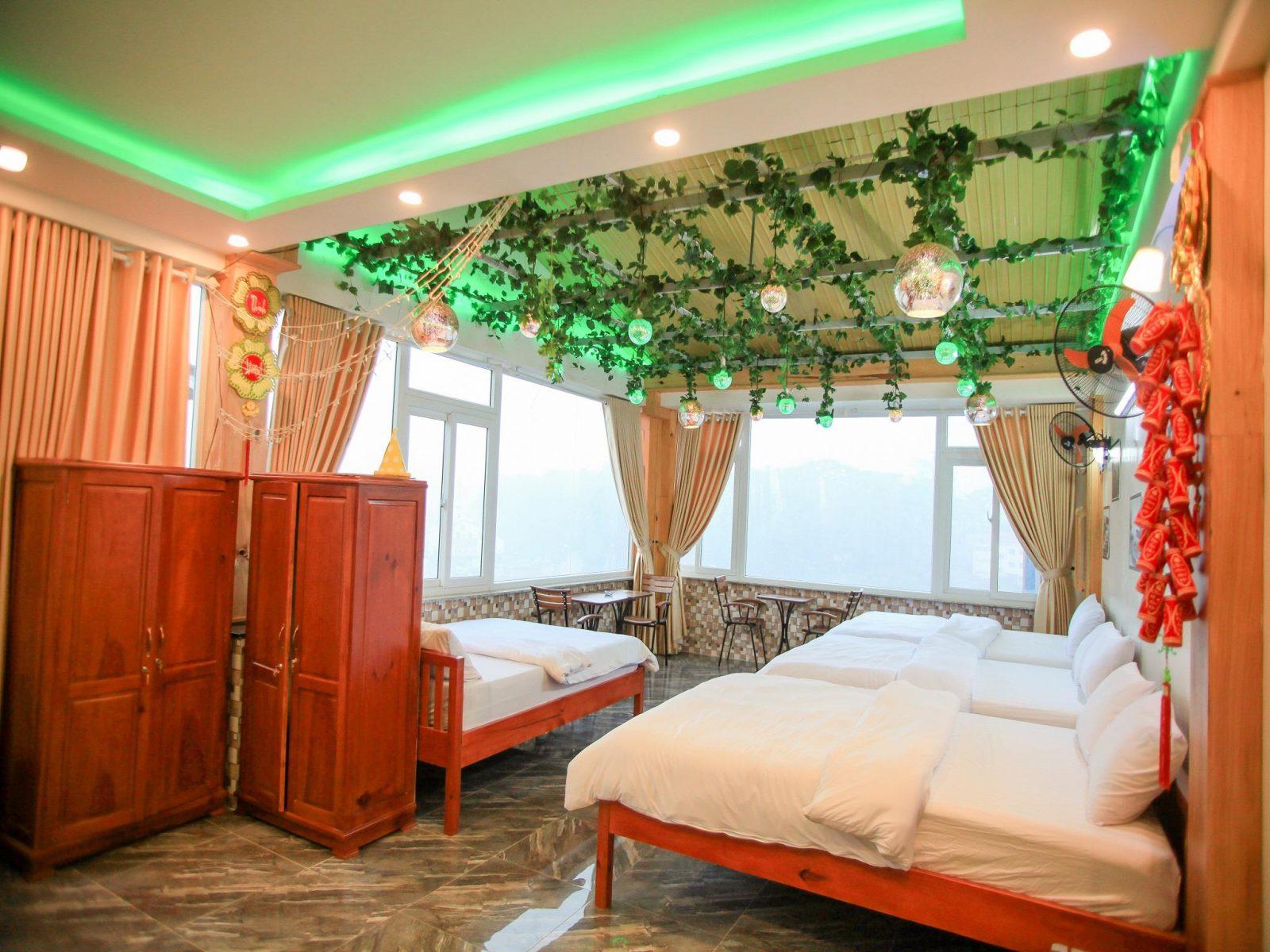 Phòng tập thể khách sạn Hoàng Phong Đà Lạt