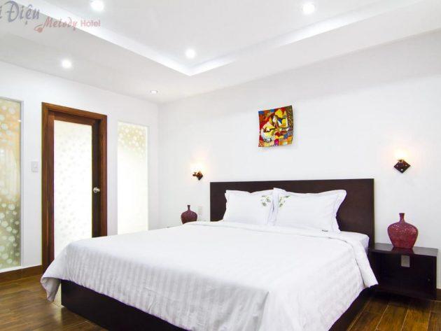 khách sạn melody đà lạt review