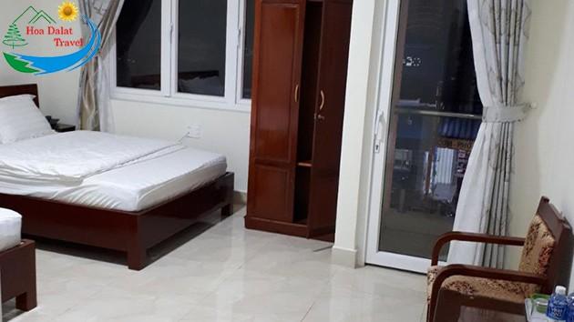 Giá Phòng Khách Sạn Tuấn Vinh Đà Lạt