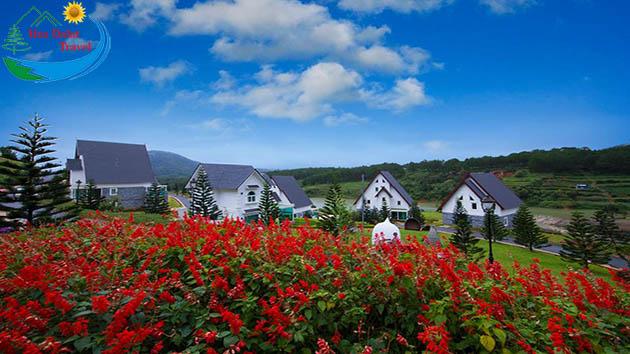 Dalat Wonder Resort Tại Hồ Tuyền Lâm