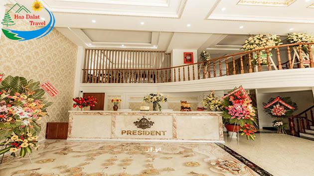 Địa Chỉ Khách Sạn President Đà Lạt