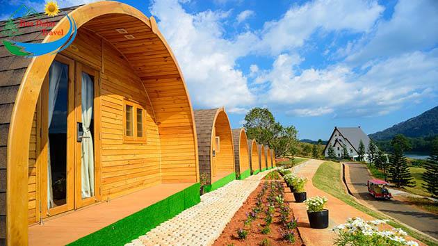 Giá Phòng Dalat Wonder Resort