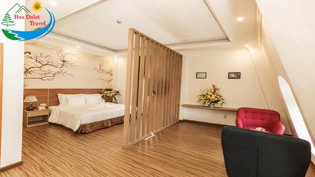 Giá Phòng Khách Sạn President Đà Lạt