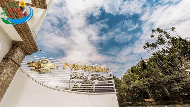 Khách Sạn President 3 Sao Mới Xây Tại Đà Lạt