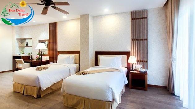 Khu Vui Chơi Khách Sạn LADALAT