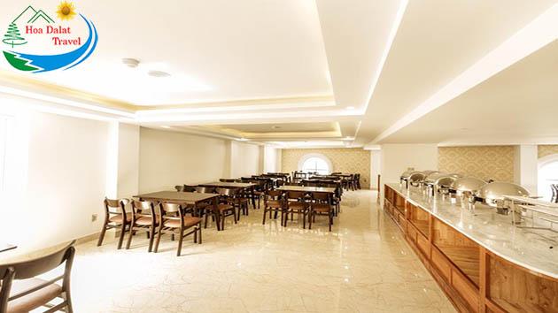 Nhà Hàng Tại Khách Sạn President Đà Lạt