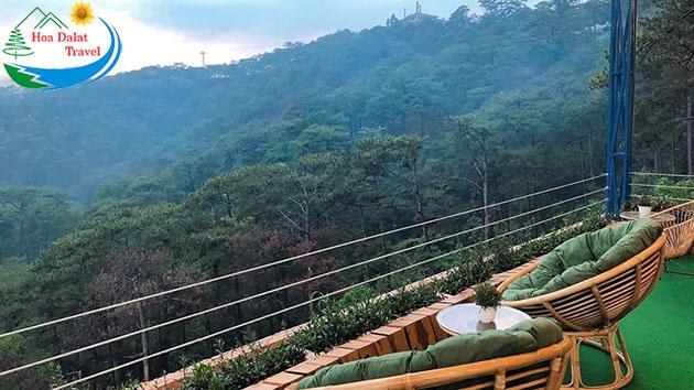 Quán Horizon Coffee Đà Lạt