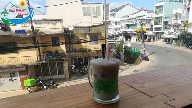 Review Quán Kem Bơ Nari Đà Lạt