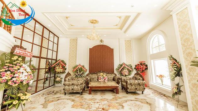 Số Điện Thoại Khách Sạn Presindent Đà Lạt