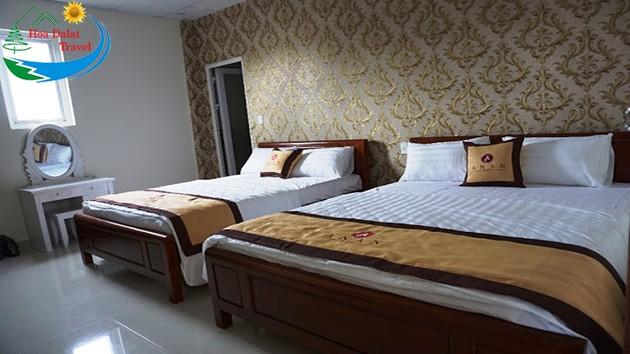 Các Loại Phòng Tại Khách Sạn An An