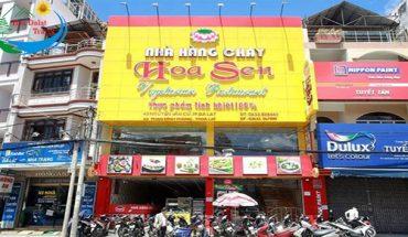 Cơm Chay Hoa Sen