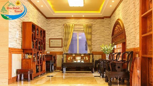 Đặt Phòng Tại Khách Sạn Đông Dương