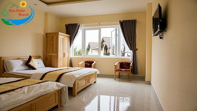 Giá Phòng Khách Sạn Tuấn Kiệt