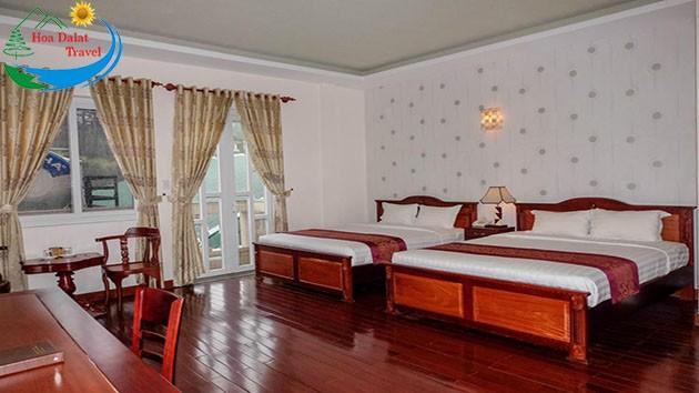 Phòng Superior Queen Tại Khách Sạn Đông Dương