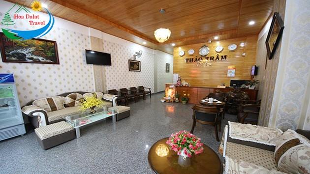 Review Khách Sạn Thảo Trâm