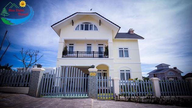 Sun House Biệt Thự Đà Lạt Cho Thuê