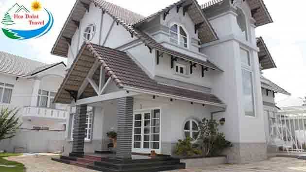 Villa Đường Mai Xuân Thưởng Đà Lạt